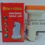 LNB KU Band Offset Skyview Single Out