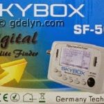Satelit Finder Digital Skybox SF500