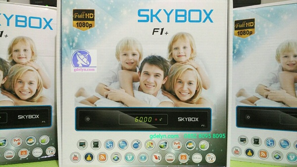 Receiver HD Murah,Skybox F1+ PowerVu,Jual receiver;